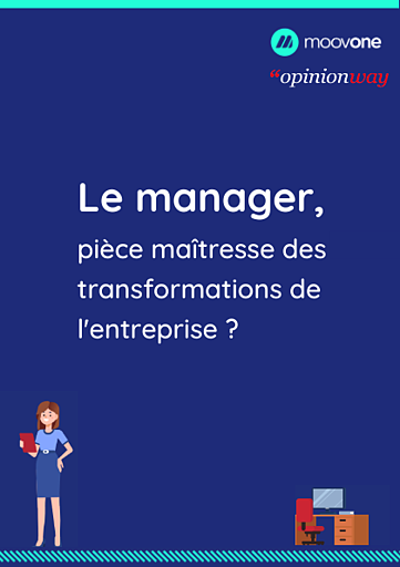 Visuel infographie managers